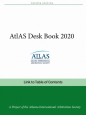 AtlAS Desk Book 2020: The International Lawyer's Dispute Resolution Manual